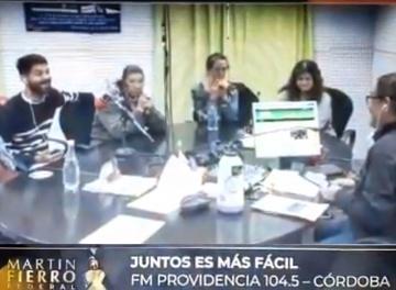 La radio del Cottolengo Don Orione de Córdoba, ganó un Martín Fierro