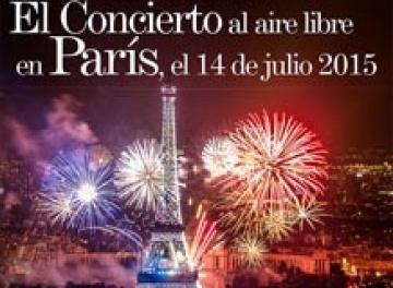 Al aire libre en París