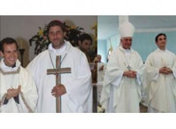 Dos nuevos sacerdotes
