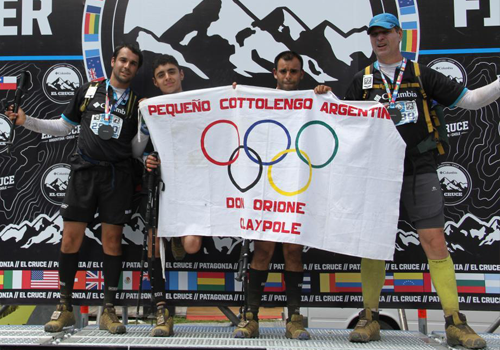 ¡Misión cumplida! Los #AtletasDelCottolengo llegaron a la meta