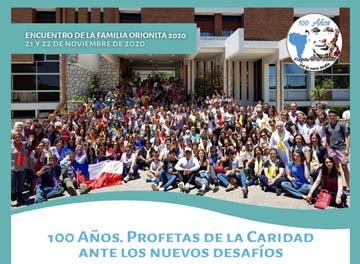 Encuentro de la Familia Orionita Argentina 2020
