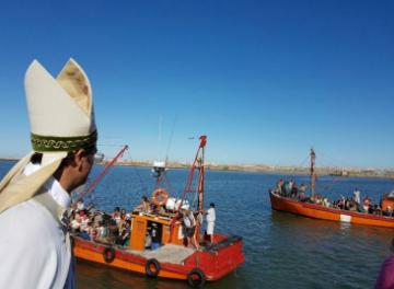 Fiesta de los Pescadores en la Sagrada Familia