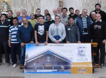 Se realizó el 5° Encuentro de Hombres en Córdoba