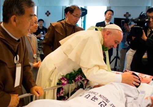 Mensaje del Papa Francisco para la XXIV Jornada Mundial del Enfermo 2016