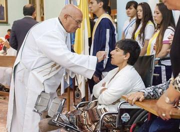 """La Eucaristía, fuente de Misericordia"""
