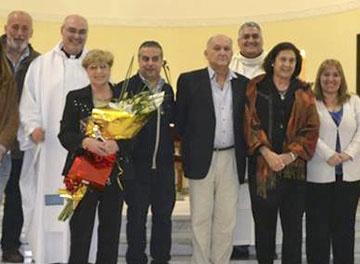 Mar del Plata festejó con sus docentes