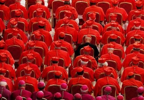 """""""Queridos cardenales…"""""""