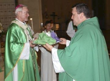 Nuevo Párroco Rector de la Basílica Ntra. Sra. de Itatí