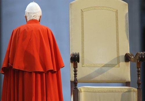 Se cumplen tres años de la renuncia de Benedicto XVI al pontificado