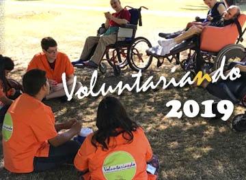 """Un nuevo """"Voluntariando"""" de los jóvenes orionitas"""