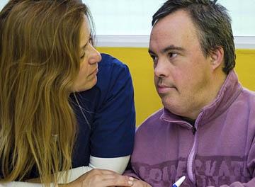 Brindar una mejor calidad de vida a las personas con discapacidad