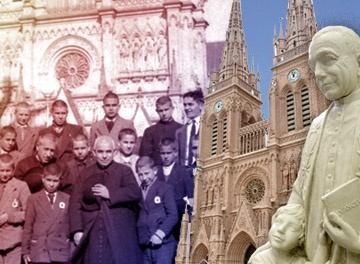 Comenzar a los pies de la Virgen de Luján la Obra en Argentina