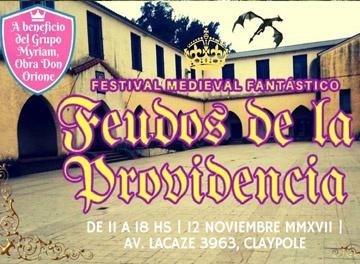 Festival Medieval a beneficio del Oratorio
