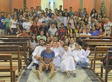 Los jóvenes en misión