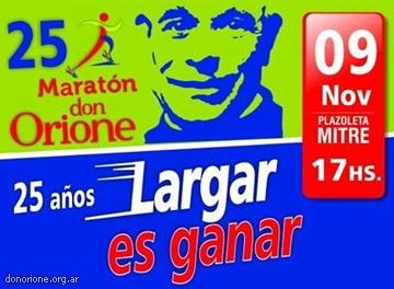 Se vienen los 25 años de la Maratón Don Orione en Tucumán
