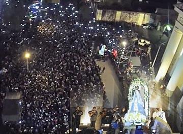 16  de Julio, Coronación de la Virgen de Itatí