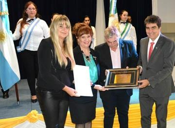 50 aniversario del Instituto Don Orione de Presidencia Roque Sáenz Peña