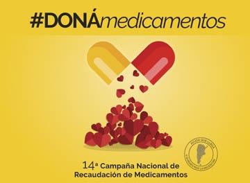 Campaña Nacional de Recaudación de Medicamentos