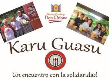 Gran Karu Guasu Solidario en Paraguay