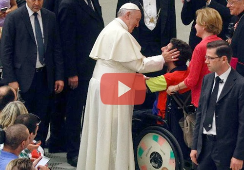 Francisco: La caridad de Don Orione dejó una marca fuerte