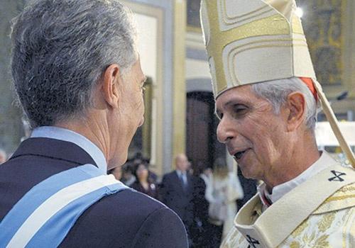 Tedeum: Los obispos llaman al diálogo en pos de un gran acuerdo nacional