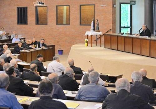 Los obispos llaman al fortalecimiento y a la búsqueda de consensos