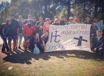 Miles de jóvenes argentinos peregrinaron a Luján