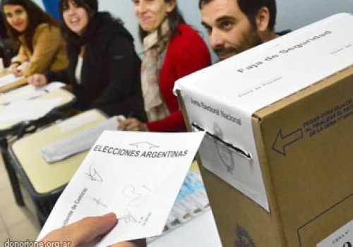 Reflexión al inicio del proceso electoral
