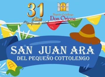 San Juan Ara, la Fiesta de Todos en el Cottolengo