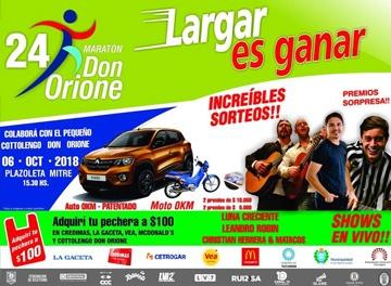 Tucumán vive su fiesta del deporte y la solidaridad