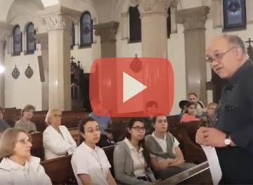 Un Encuentro con Don Orione por la Ciudad de Buenos Aires