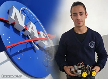 Un alumno de Don Orione en la NASA