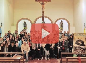 """""""Don Orione en nosotros"""" en Villa Domínico"""