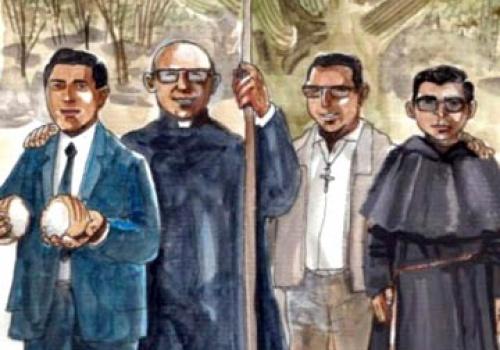 Mártires asesinados por su promoción de la justicia cristiana