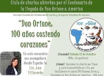 Don Orione: 100 años cosiendo corazones