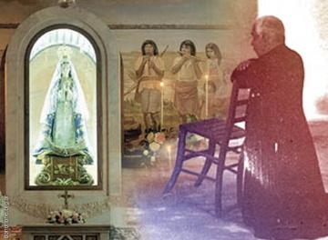"""""""Al fin aquí estoy, en Itatí, bajo la mirada de María"""""""