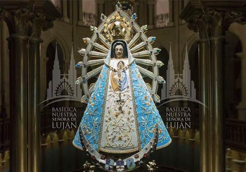 Carta del Papa para la fiesta de la Virgen de Luján