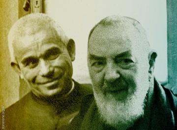 Don Orione y Padre Pío, una amistad a distancia