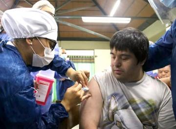 El Cottolengo de Tucumán recibió la vacuna contra la Covid-19