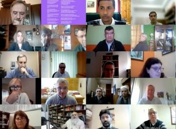 El encuentro internacional de los grupos de estudio orionitas