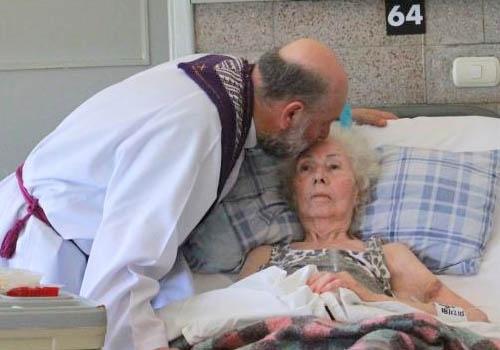 """Jornada Mundial del Enfermo: """"La vida es sagrada y pertenece a Dios"""""""