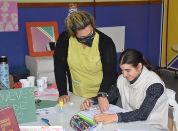 La belleza de la literatura encontró un espacio en Avellaneda