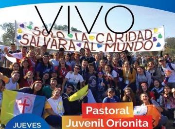 Los Jóveves Orionitas invitan a un vivo muy especial!!!
