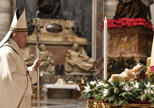 Misa de Navidad: Homilía del Papa Francisco