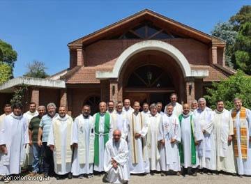 Reunión anual de superiores de las comunidades orionitas