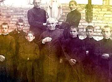 Don Orione y los huérfanos del Genocidio Armenio