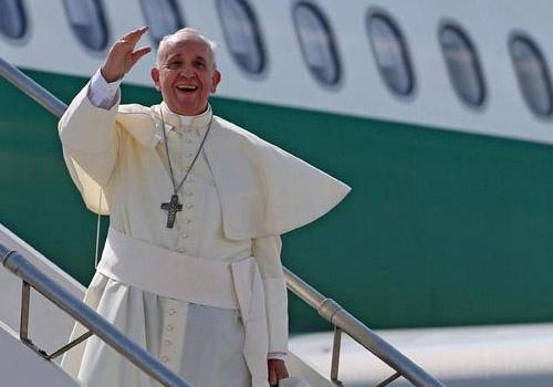 El Papa rumbo a Africa para promover la paz y la reconciliación